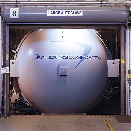 Large Autoclave Room
